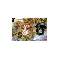Masks, Monte Carlo